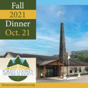 2021 FCHS Fall Dinner